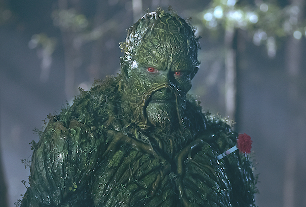 The CW acquisisce Swamp Thing, Tell Me a Story e altre serie