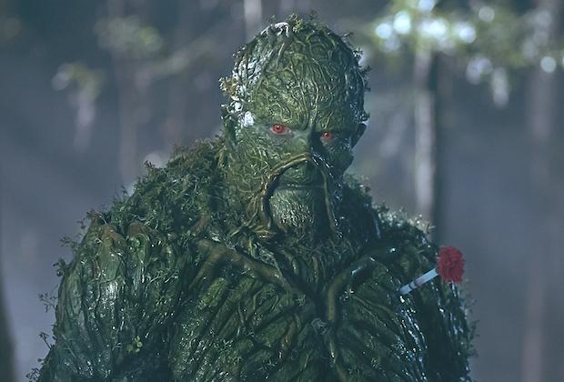 Swamp Thing: il debutto in chiaro su The CW registra ottimi numeri