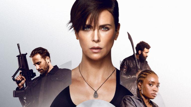 The Old Guard: il trailer del film Netflix con Charlize Theron e Luca Marinelli