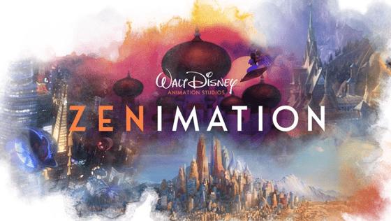 Zenimation: da oggi su Disney+ la nuova serie di cortometraggi animati