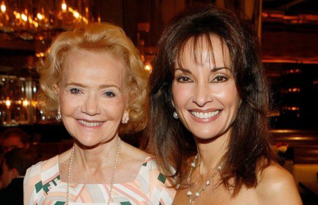 Agnes Nixon e Susan Lucci