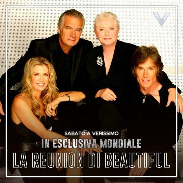 Beautiful reunion a Verissimo