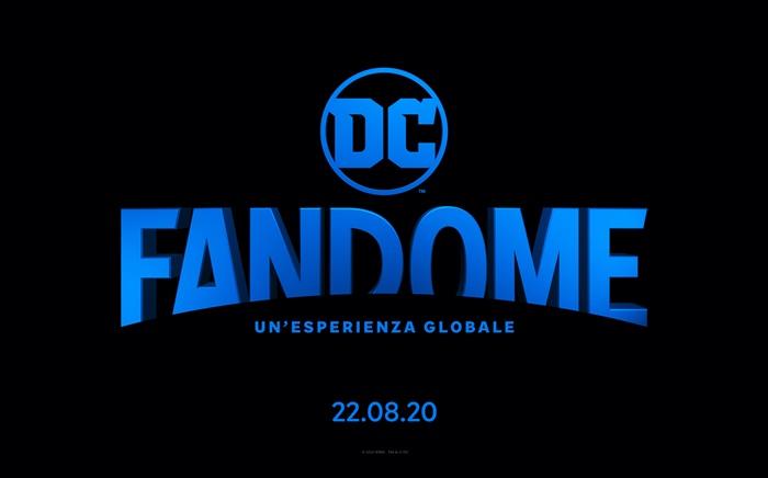 DC FanDome: un grande  evento digitale dedicato al cinema, fumetti, videogiochi e serie TV