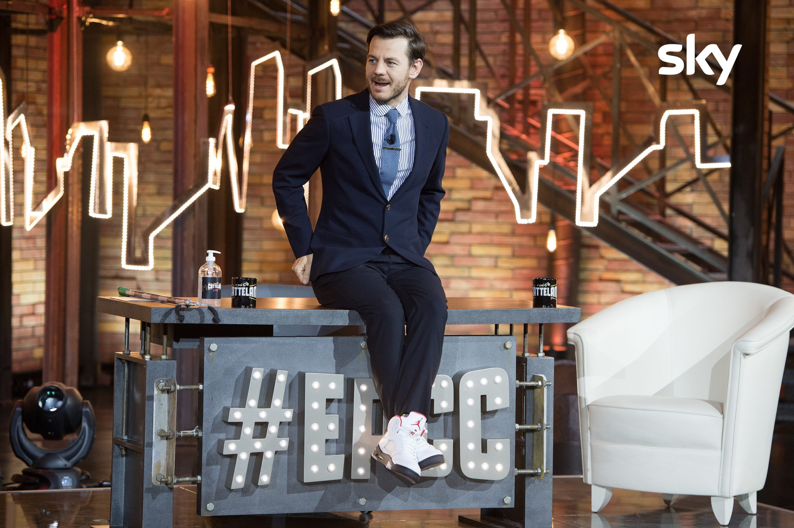 EPCC Live ospiti Sky Uno