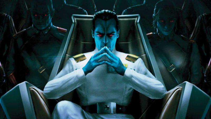 Star Wars: l'Ammiraglio Thrawn comparirà in un progetto live-action?