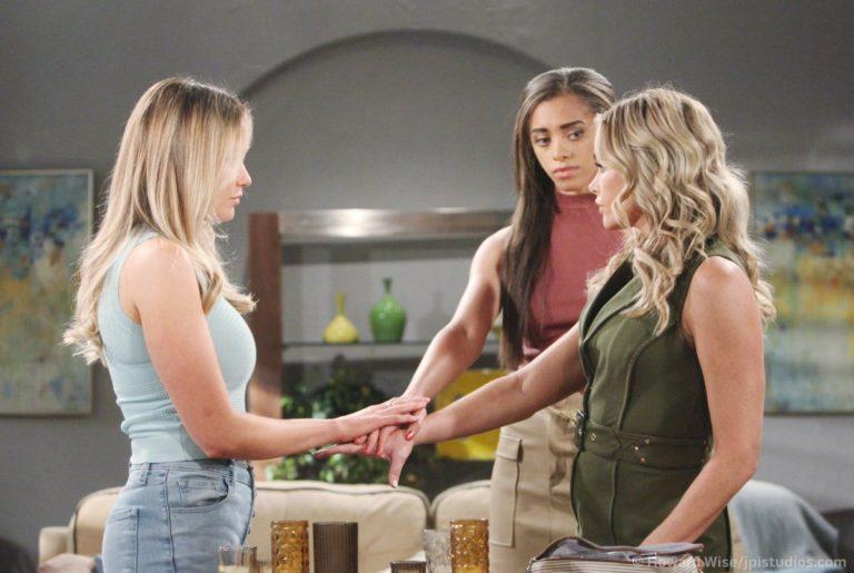 Beautiful, il patto tra Zoe, Flo e Shauna (riassunto puntata)