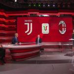 Juventus-Milan Coppa Italia auditel