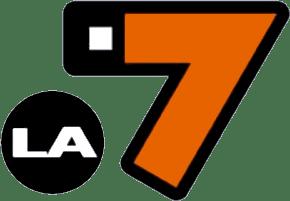 La7 logo vecchio