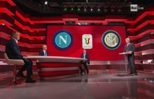 Napoli-Inter Coppa Italia auditel