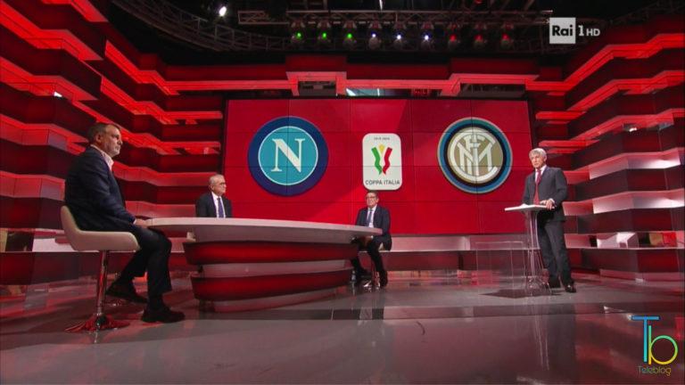 Ascolti tv 13 giugno: ottimi ascolti anche per Napoli-Inter