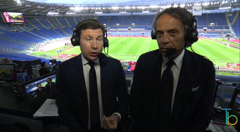 Ascolti tv 17 giugno: boom di ascolti per Napoli-Juventus finale Coppa Italia