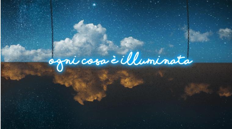 Ogni cosa é illuminata Rai tre