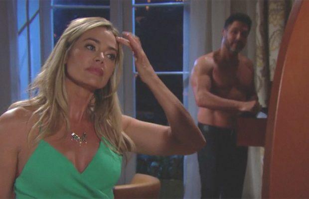 Shauna tenta di sedurre Bill