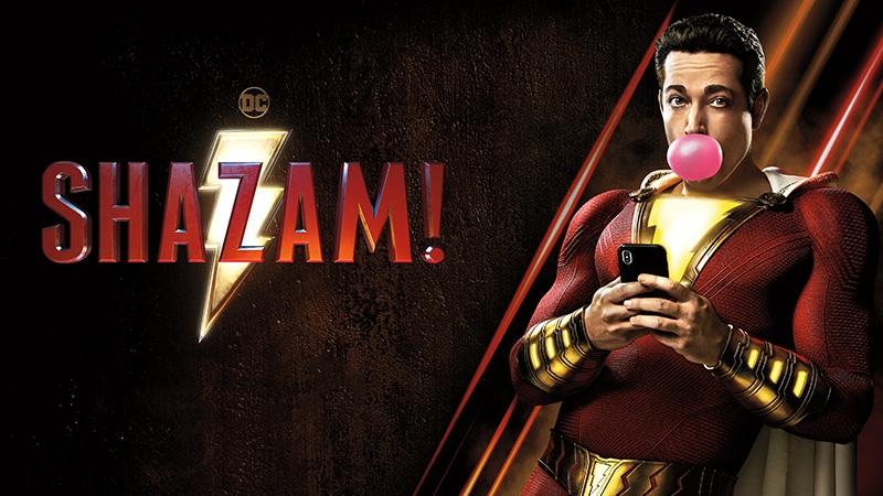 Shazam! su Infinity