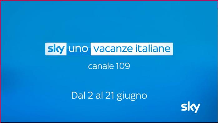 Sky Uno Vacanze canale 109