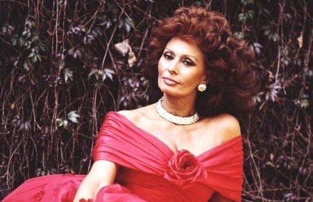 Sophia Loren in Dynasty