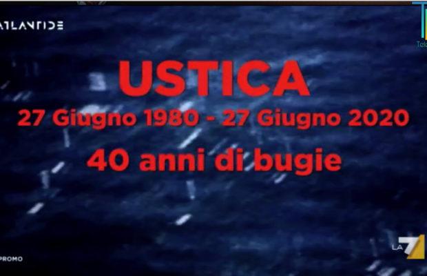 Speciale Atlantide - Strage di Ustica La7