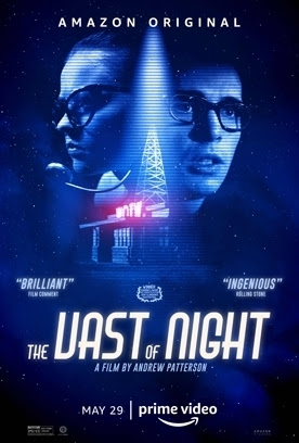 The Vast of night Amazon Prime video