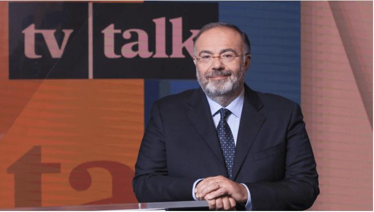Lella Costa e Giorgio Simonelli ospiti di Tv Talk 6 giugno