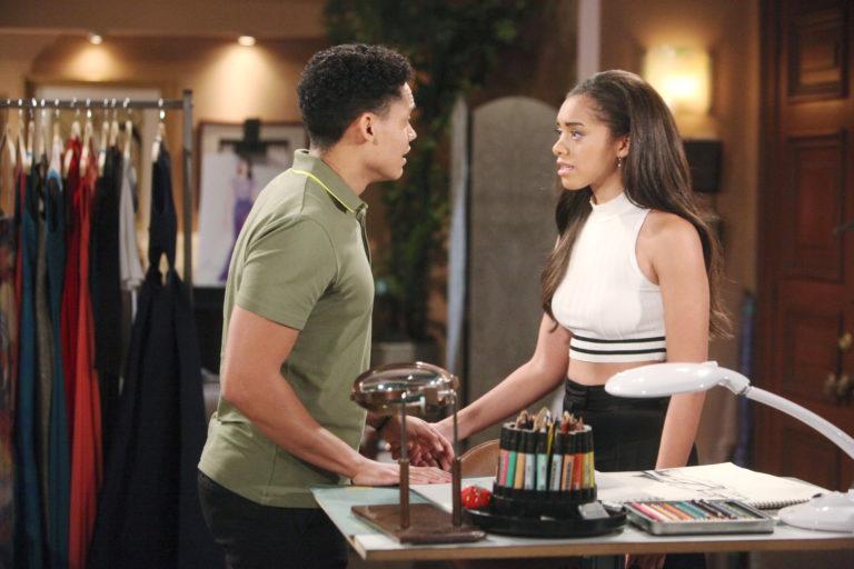 Beautiful, Xander scopre la verità su Phoebe (anticipazioni dal 15 al 20 giugno)