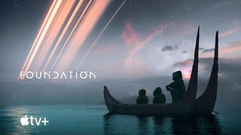 Foundation: la serie di Apple TV+ potrebbe durare 80 episodi