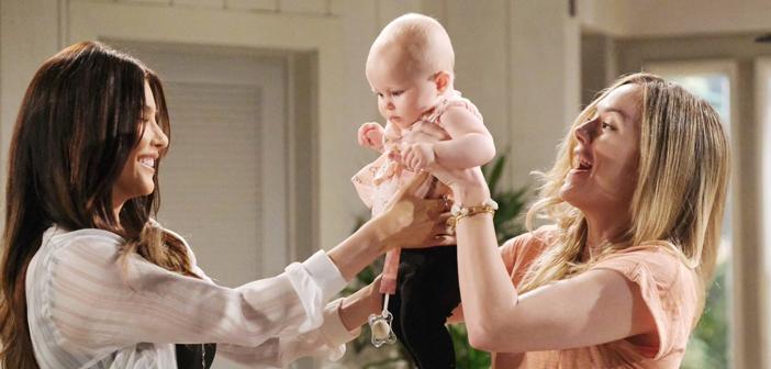 Beautiful, Hope convince Steffy a tornare con Liam