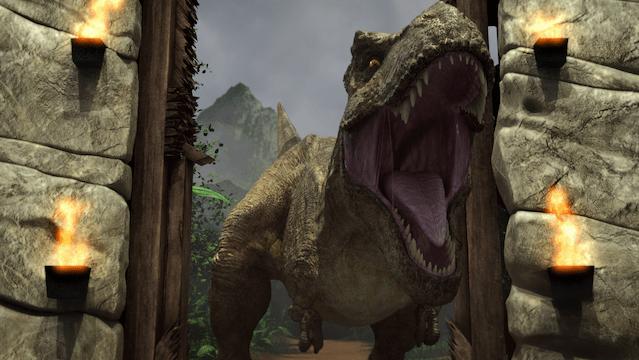 Il primo trailer di Jurassic World: Camp Cretaceous