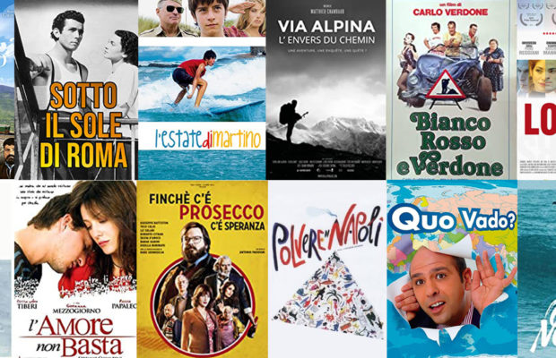 Prime Video cinema alla scoperta dell'Italia