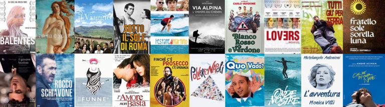 Amazon Prime Video, titoli per viaggiare in Italia