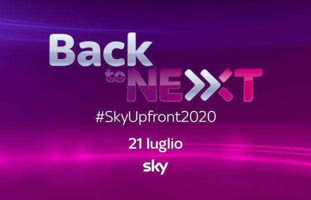 Sky Upfront 21 luglio