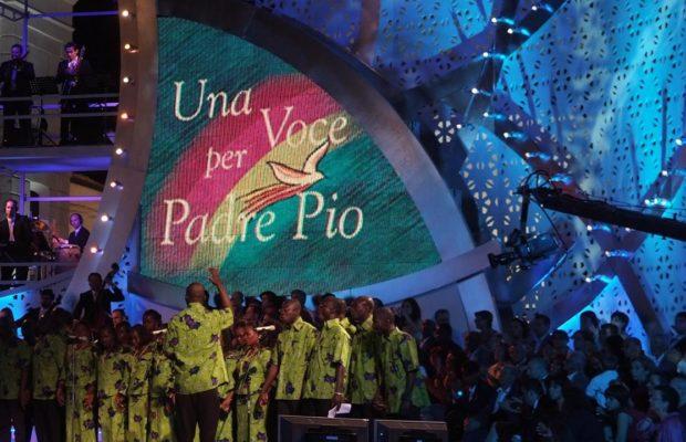 Una voce per Padre Pio Rai Uno