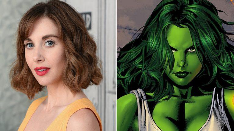 She-Hulk: Alison Brie commenta nuovamente le voci sul suo coinvolgimento