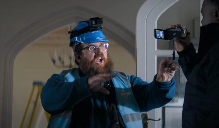 Comic-Con@Home: il trailer di Truth Seekers, la nuova serie con Simon Pegg e Nick Frost