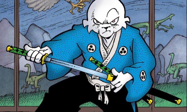 Samurai Rabbit: Netflix annuncia la serie animata prodotta da James Wan