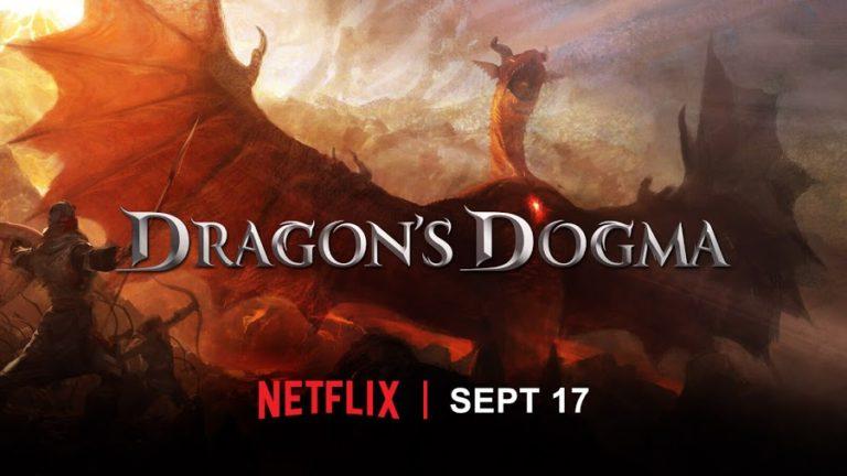 Dragon's Dogma: il primo trailer della serie Netflix