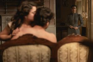 Una Vita, Genoveva femme fatale seduce Liberto (anticipazioni)