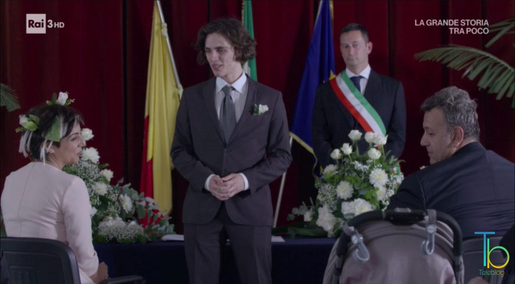 Guido e Mariella finalmente sposi