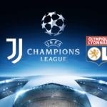 Juventus Lione auditel Canale 5