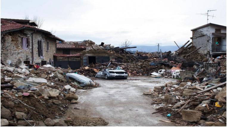 Terremoto Centro Italia programmazione Rai