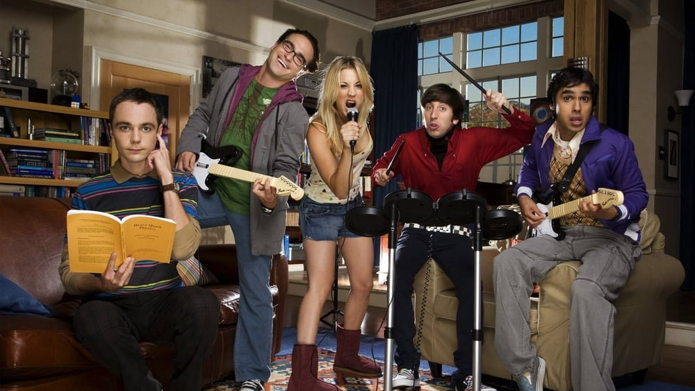 The big bang theory su Infinity