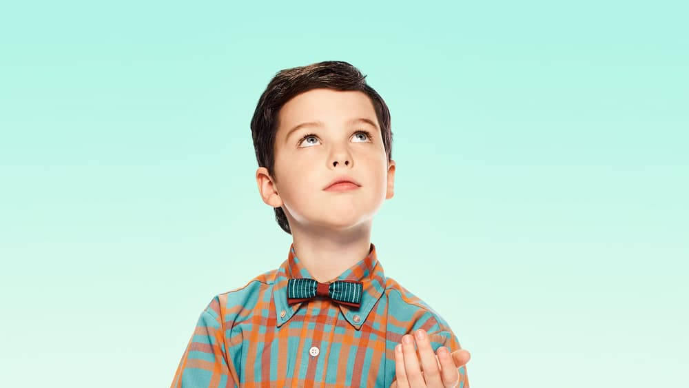 Young Sheldon su Infinity