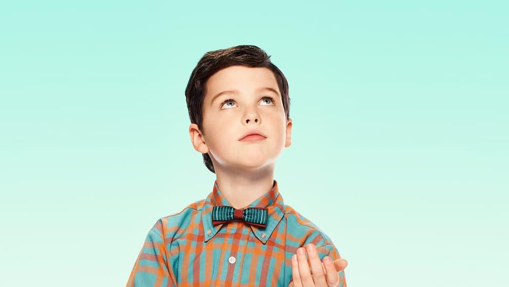 Young Sheldon su Infinity