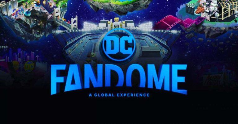 DC FanDome: l'evento si divide in due parti, nuovo appuntamento a settembre