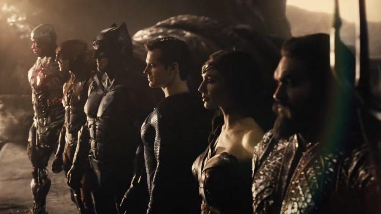 Zack Snyder's Justice League sarà una miniserie su HBO Max, ecco il primo spettacolare trailer