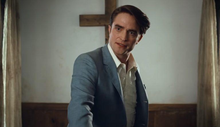 Le Strade del Male: il primo trailer del film Netflix con Tom Holland e Robert Pattinson