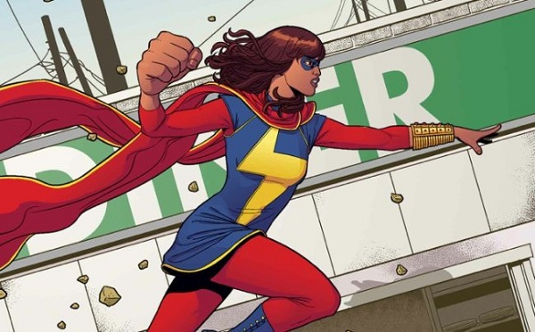 Ms. Marvel: la serie potrebbe essere diretta dai registi di Captain Marvel