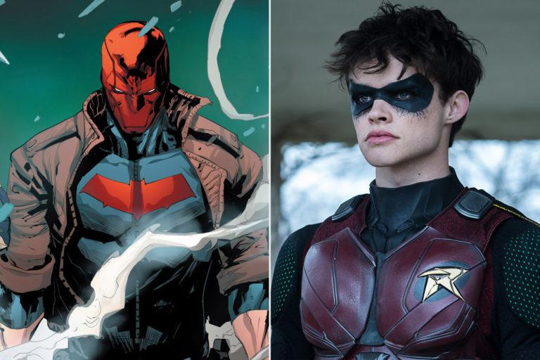 Titans: la terza stagione sarà ambientata a Gotham, Jason Todd diventerà Red Hood