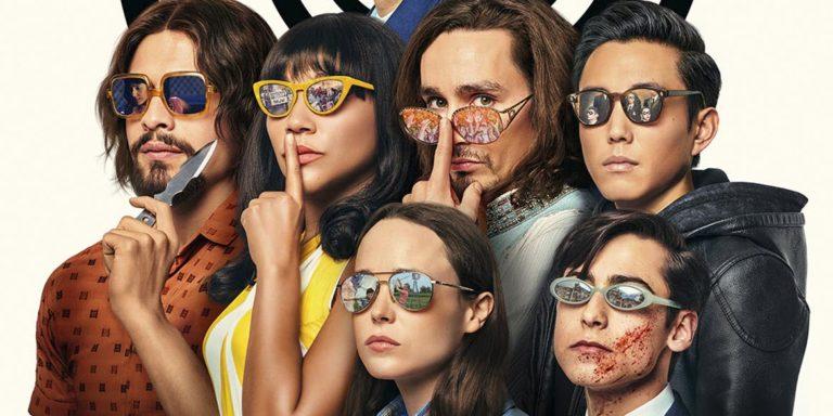 The Umbrella Academy: le riprese della terza stagione nel 2021