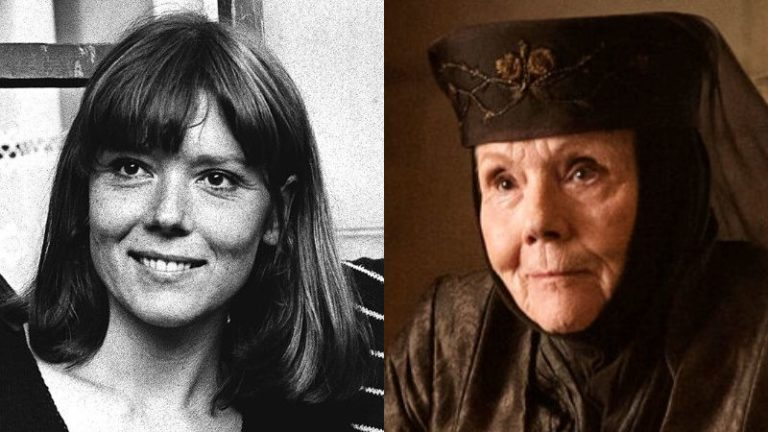 E' morta Diana Rigg, era Lady Olenna in Game of Thrones