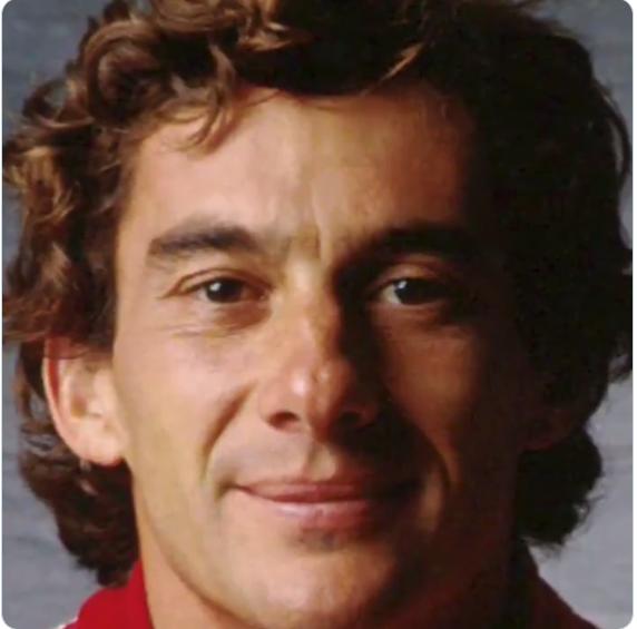 Ayrton Senna serie Netflix